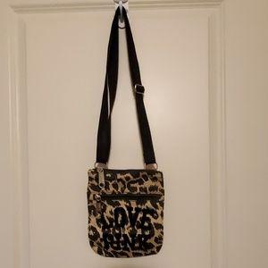 NWOT Pink Victorias Shoulder Bag